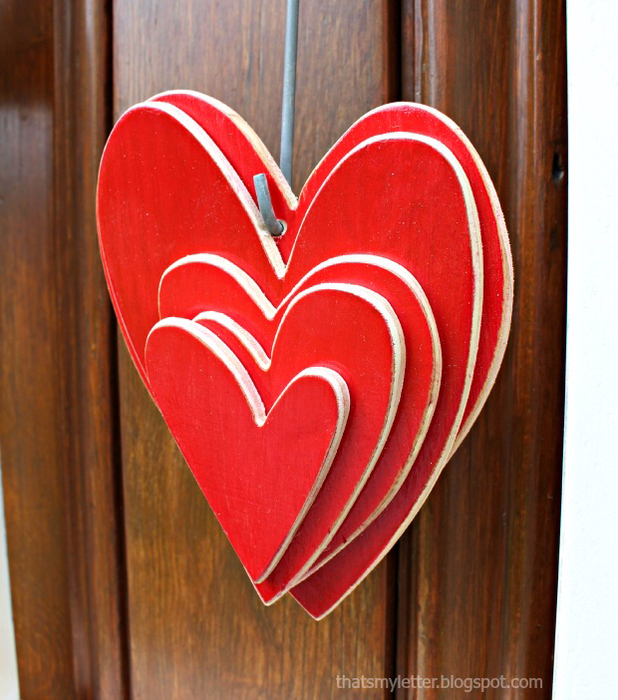 house-shape-door-decor-hearts (618x700, 492Kb)