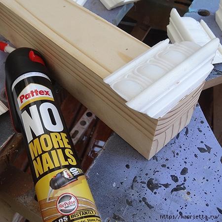 Подсвечники из деревянных брусков и потолочных плинтусов (4) (450x450, 175Kb)