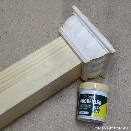 Подсвечники из деревянных брусков и потолочных плинтусов (6) (450x450, 160Kb)