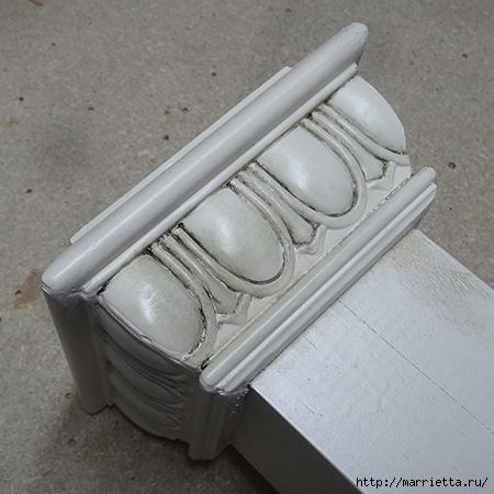 Подсвечники из деревянных брусков и потолочных плинтусов (14) (450x450, 125Kb)