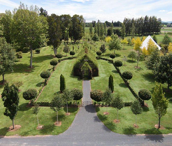 зеленая церковь Барри Кокса 3 (700x593, 475Kb)