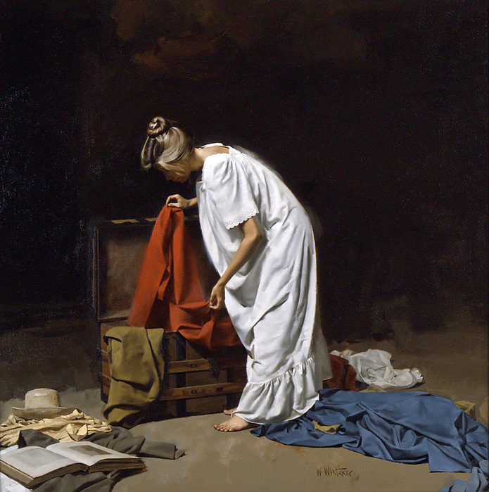 ХудожникWilliam Whitaker (695x699, 277Kb)