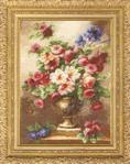 Превью ГН-004 Античные цветы (475x600, 360Kb)