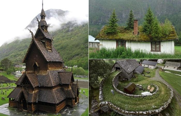 природная архитектура Норвегии (700x451, 294Kb)