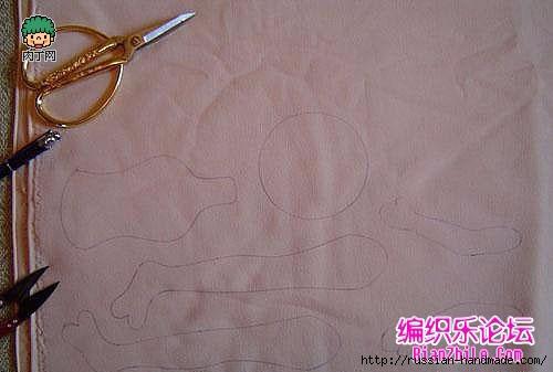 Как сшить текстильную куклу (15) (500x337, 75Kb)