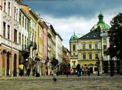 А чи були ви у Львові?