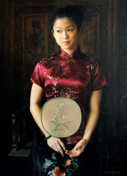 дѕЇеї—ж°'(Hou Zhimin)-www.kaifineart.com-6-1 (507x700, 360Kb)