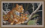 Превью ДЖ-006 Дикие леопарды (504x320, 192Kb)
