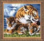 Превью ДЖ-014 Тигрята (654x600, 555Kb)