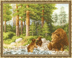 Превью ДЖ-017 Медведи (500x402, 325Kb)