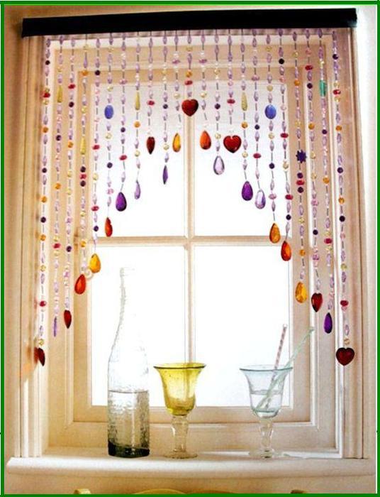 Сшить простые шторы для кухни, гостиной, спальни, зала