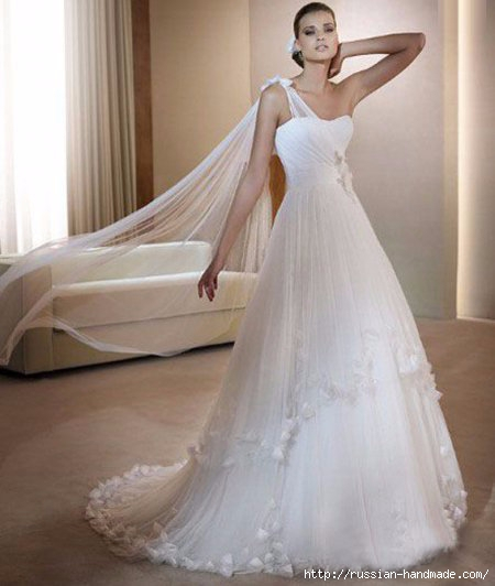 Свадебное платье в греческом стиле (5) (450x532, 101Kb)