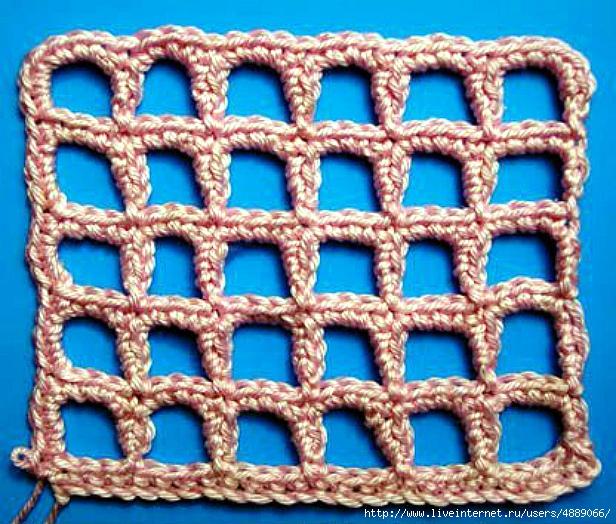 Вязание изделий толстой пряжей