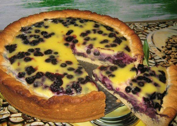 пироги с ягодами и фруктами - Страница 3 124132239_7