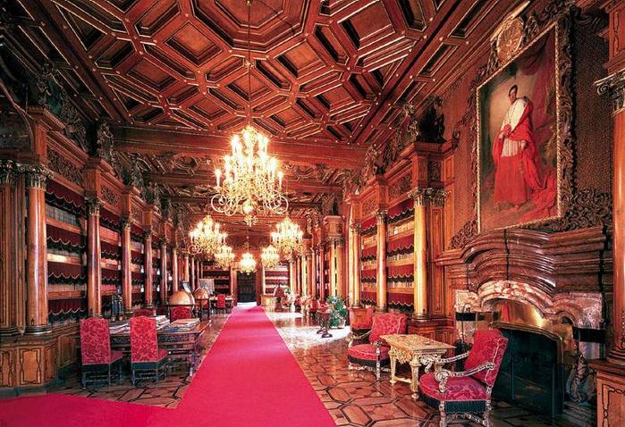 Чехия, Замок Глубока (700x478, 518Kb)