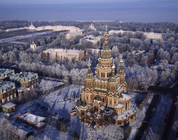 Санкт-Петербург с высоты птичьего полёта5 (604x475, 309Kb)