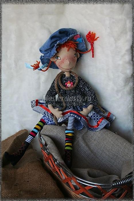 Шьем кукол мастер класс с фото #2