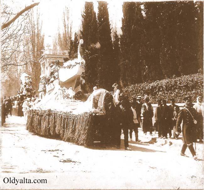 Первый в Российской империи карнавал состоялся в Ялте в 1908 году 8c03c186 (650x606, 357Kb)