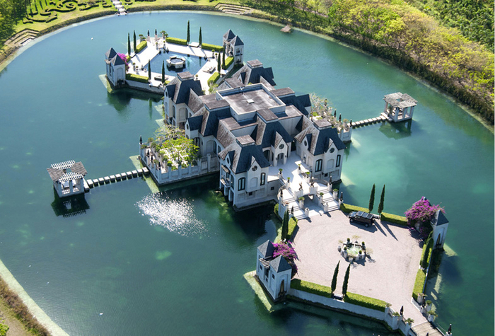 дом на воде архитектора Чарльза Сигера 1 (700x475, 428Kb)