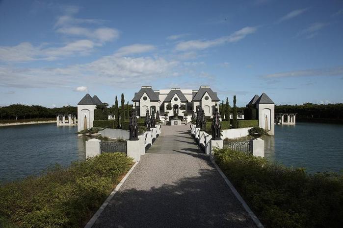 дом на воде архитектора Чарльза Сигера 2 (700x466, 255Kb)