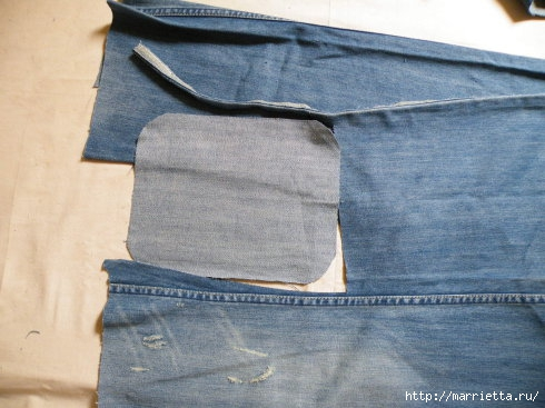 Сумка в спортивном стиле из старых джинсов (12) (490x367, 111Kb)