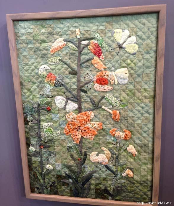 Лоскутное изобразительное искусство от японских мастериц. Часть 2 (5) (588x699, 240Kb)