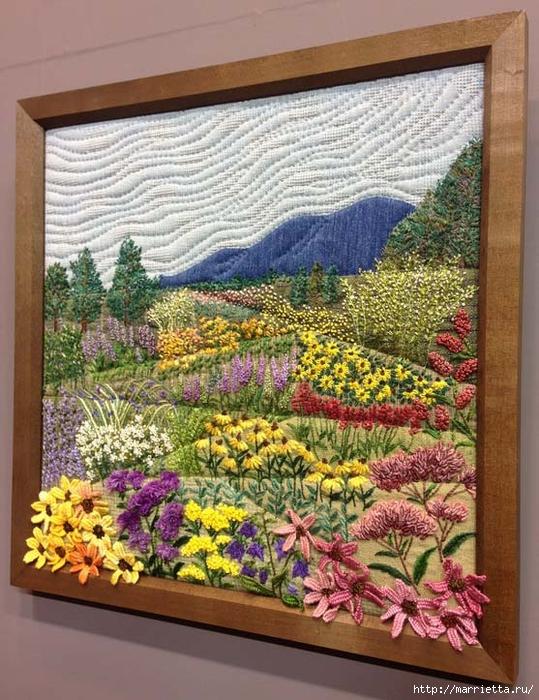 Лоскутное изобразительное искусство от японских мастериц. Часть 2 (7) (539x700, 344Kb)
