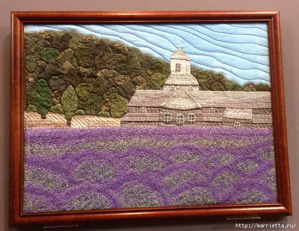 Лоскутное изобразительное искусство от японских мастериц. Часть 1 (38) (592x457, 204Kb)