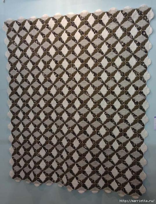 Лоскутное изобразительное искусство от японских мастериц. Часть 1 (89) (538x700, 334Kb)