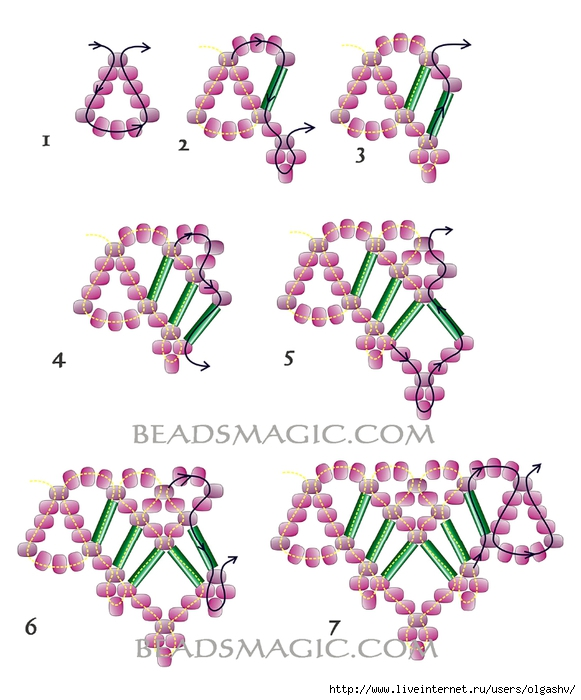 free-beading-necklace-tutorial-pattern-2 (581x700, 224Kb)