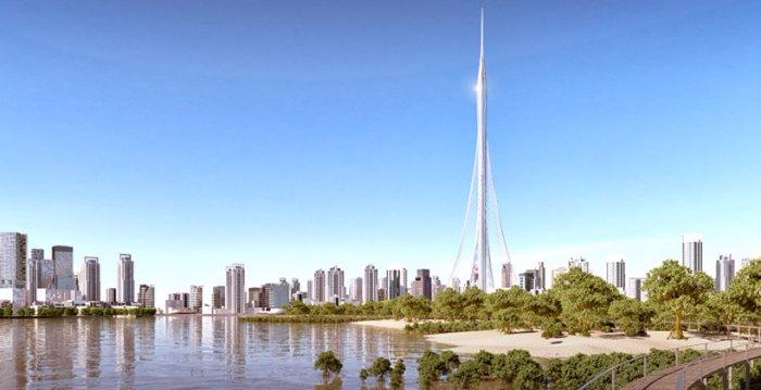 небоскреб в дубаях 1 (700x359, 176Kb)