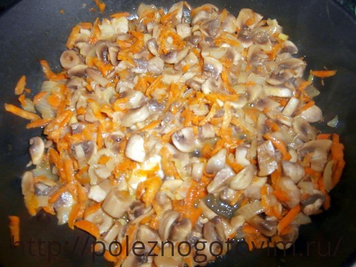 Паштет из белых грибов рецепт с фото