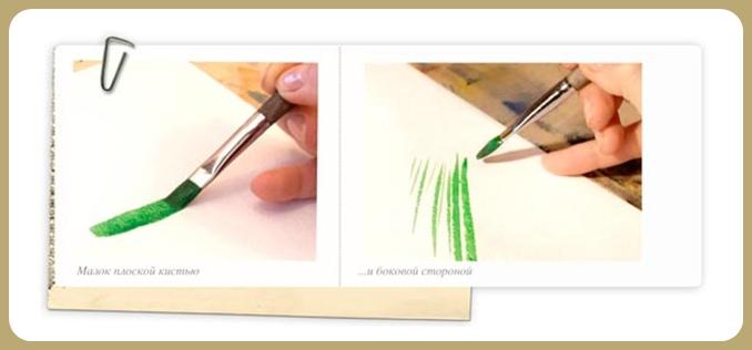 Как сделать кисточку своими руками для рисования
