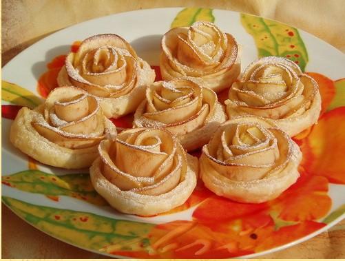 """Красивое пирожное-печенье """"Букет роз"""" для детей/4683827_20120308_100054 (501x379, 65Kb)"""