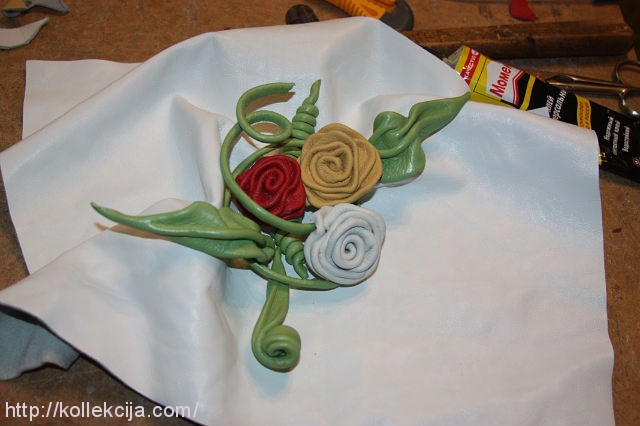 Страна мастеров розы своими руками