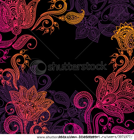 Tribal pattern free vector download 19022 Free vector