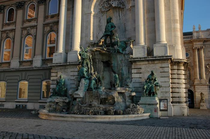 Королевский Дворец - Будапешт 61080