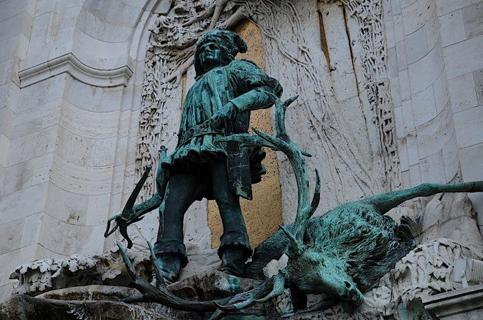 Королевский Дворец - Будапешт 70591