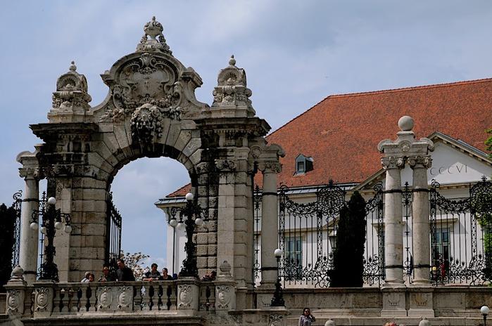 Королевский Дворец - Будапешт 98286