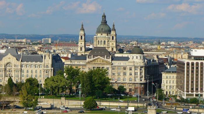 Королевский Дворец - Будапешт 38518