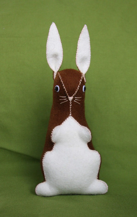 Felt rabbit 3 (442x700, 62Kb)