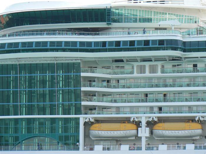 Obstructed Balcony View - ww.cruisemates.com