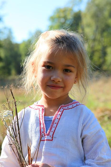 Славянские дети виртуальный дневник
