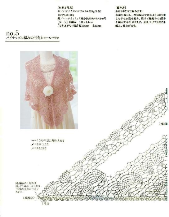 ананасовая шалька 1 (545x700, 216Kb)