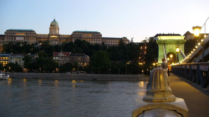 Королевский Дворец - Будапешт 44880