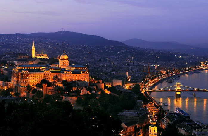 Королевский Дворец - Будапешт 49367