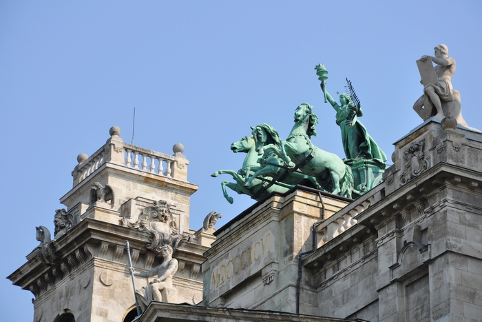 Королевский Дворец - Будапешт 76209