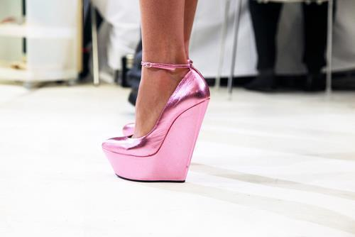 Поговорим о туфлях.