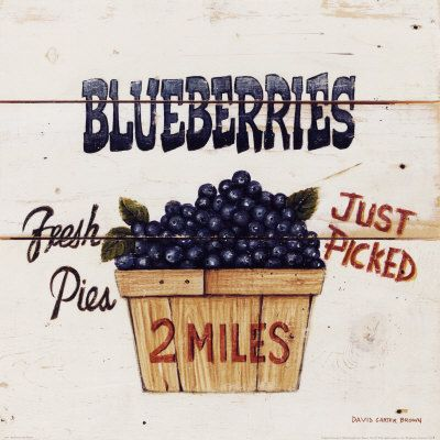 3181~Blueberries-Just-Picked-Posters (400x400, 33Kb)