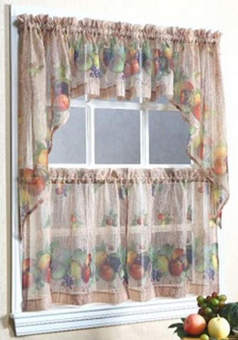 Классические шторы для кухни 46 (490x700, 73Kb)